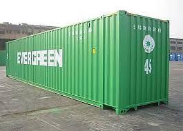 Container 45 feet EN
